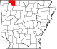 Carroll County, Arkansas