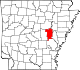 Prairie County, Arkansas